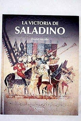 9788447372355: La Victoria de Saladino