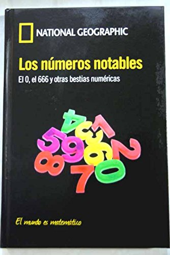 9788447378395: Números notables : el 0, el 666 y otras bestias numéricas
