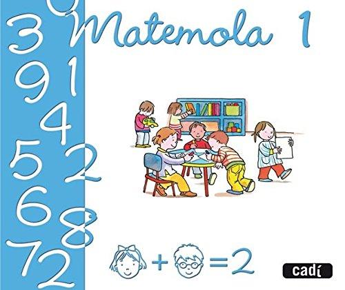 9788447402939: Matemola 1