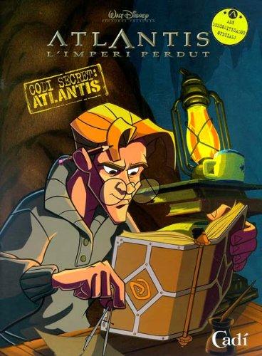 9788447404902: Atlantis. L'Imperi perdut: Codi Secret