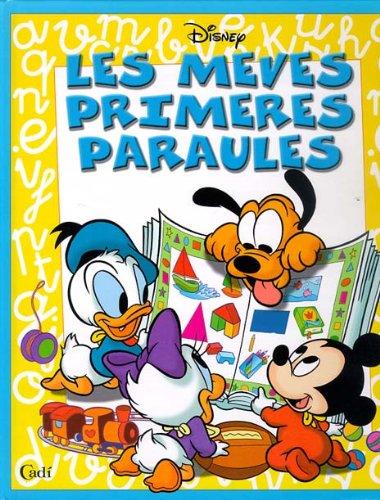 9788447405251: Les meves primeres paraules (Álbums Disney)