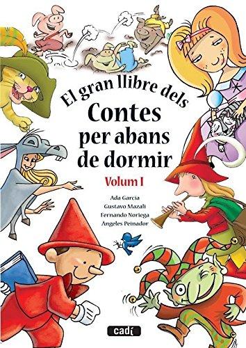 9788447440894: El gran llibre dels contes pes abans de dormir. Vol. I
