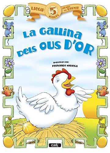 9788447441068: La gallina dels ous d'or (Llegir 5 minuts abans de dormir)