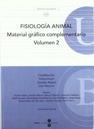9788447530106: FISIOLOGIA ANIMAL VOLUMEN I Y VOLUMEN II