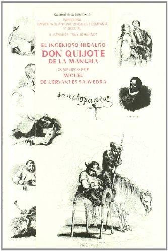 9788447530380: El ingenioso hidalgo Don Quijote de la Mancha (2 Volums)