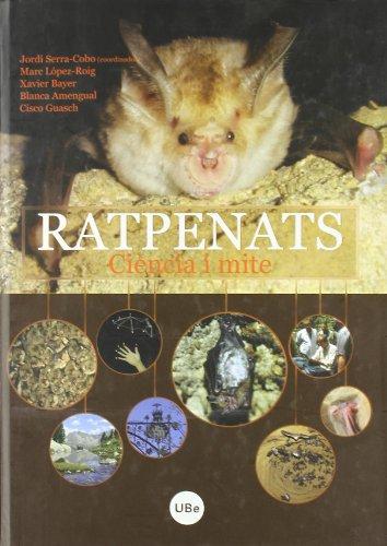 9788447533442: Ratpenats. Ciència i mite