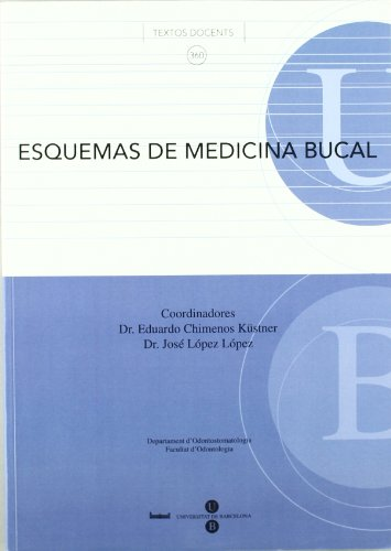 ESQUEMAS DE MEDICINA BUCAL: Eduardo Chimenos Küstner, José López López