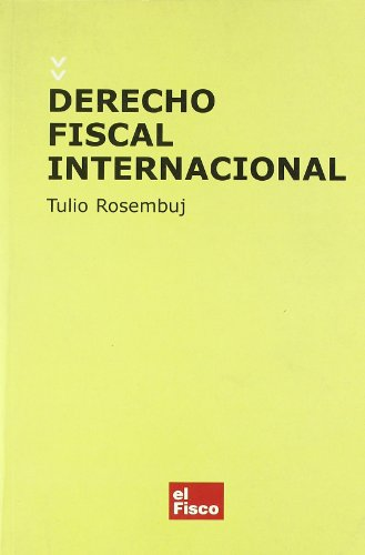 9788447707775: Derecho fiscal internacional