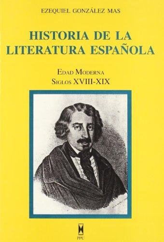 9788447709069: Historia de la literatura española