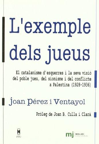 9788447710836: L'exemple dels jueus