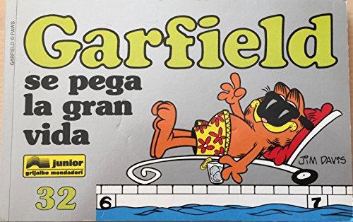9788447802555: Garfield,Se Pega La Gran Vida