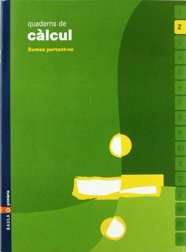 9788447914333: Quadern Calcul 2
