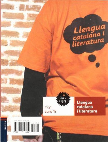 9788447916580: Llengua Cat.-L.1r Eso+Q'1