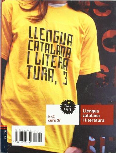 9788447916641: Llengua Cat.-L.3r Eso+Q'1