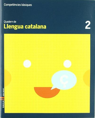 9788447920341: Quadern de Llengua catalana 2