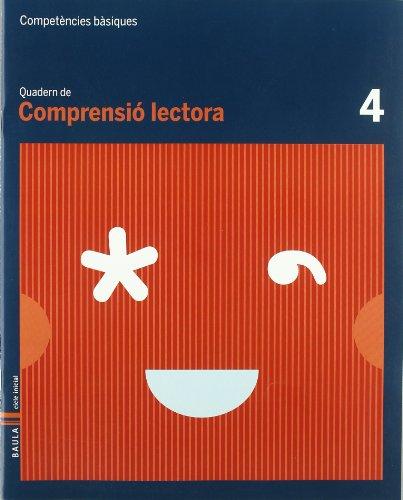 9788447920488: Quadern Comprensió Lectora 4 C.Basiques (Projecte Competències Bàsiques)