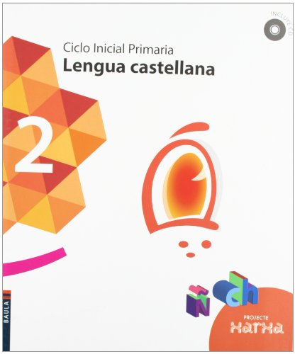 9788447921928: Lengua castellana 2ºPrimaria - Cicle Inicial