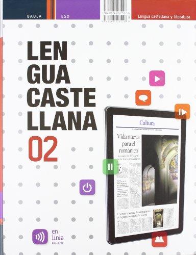 9788447923526: Lengua castellana y literatura 2º ESO Projecte En Línia LA