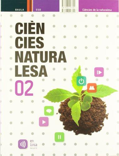 9788447923601: Ciències de la naturalesa 2n d'ESO Projecte En Línea LA (Projecte en Línia)