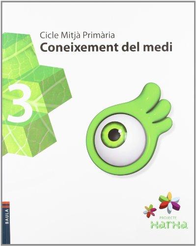 9788447923854: Coneixement del Medi 3r.Primària Projecte Xarxa - 9788447923854