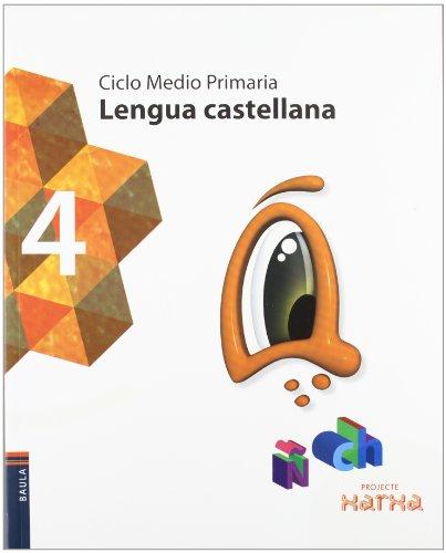 9788447923892: Lengua castellana 4t.Primària Projecte Xarxa