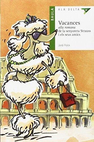 Vacances alla romana: Folck, Jordi