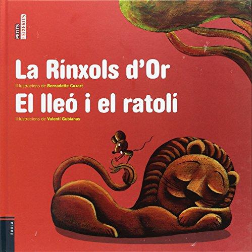 9788447925186: La Rínxols d'Or / El lleó i el ratolí (Petits i Eixerits)