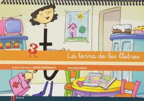 9788447925513: Quadern d'escriptura 3 Infantil La terra de les lletres (Projecte La terra de les lletres) - 9788447925513