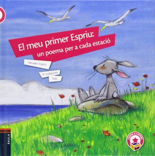 9788447925957: El meu primer Espriu : un poema per a cada estació (Capsa de contes)