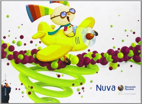 9788447926169: Nuva Infantil 3 anys Carpeta 3r trimestre Dimensió Nuvària (Projecte Dimensió Nuvària) - 9788447926169