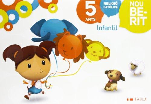 9788447926435: Religió Catòlica Infantil 5 anys Nou Berit