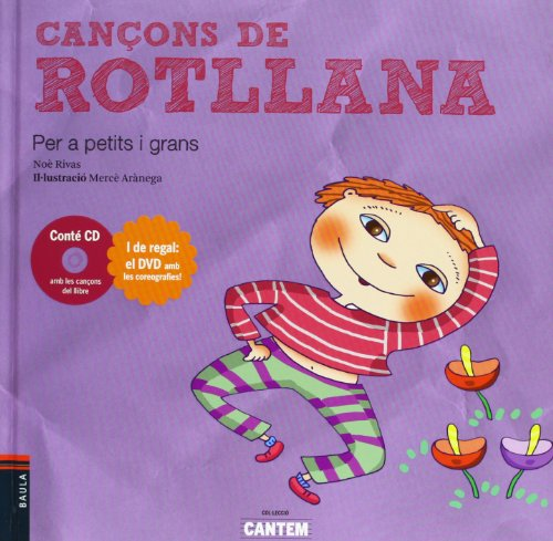 9788447926657: Cançons De Rotllana (Cantem)