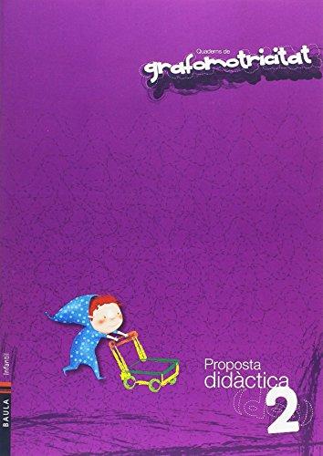 9788447930692: Quadern de grafomotricitat 2 Proposta didàctica - Infantil - 9788447930692