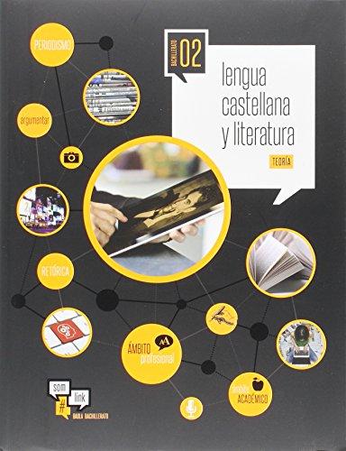 9788447932313: Lengua castellana y literatura 2º Bachillerato LA Som Link (Projecte Som Link) - 9788447932313