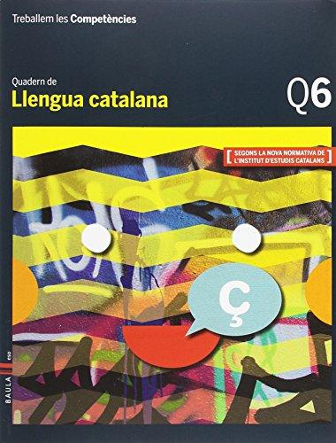 Treballem les Competències Q6 Llengua catalana ESO: Esquerdo i Todo,
