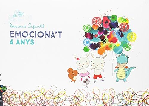 9788447933617: Carpeta de l'alumne Emociona't 4 anys Infantil (Projecte Emociona't)