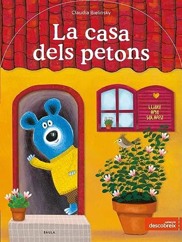 La casa dels petons (Paperback) - Claudia Bielinsky