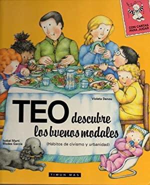 9788448001964: TEO DESCUBRE LOS BUENOS MODALES