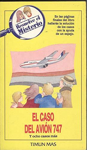 9788448002763: El caso del avion 747