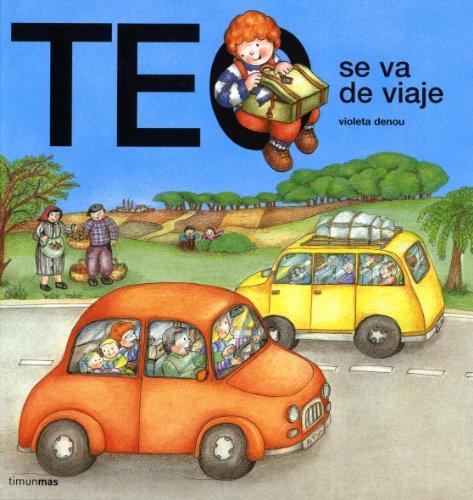 9788448002817: Teo se va de viaje (Teo descubre el mundo)