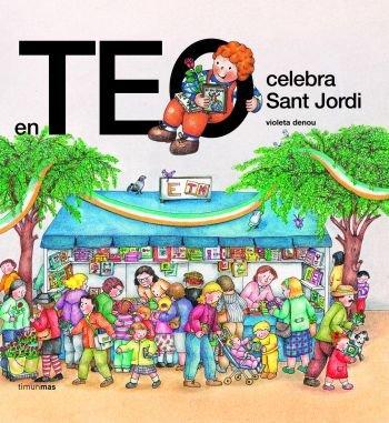 9788448003524: En Teo celebra Sant Jordi