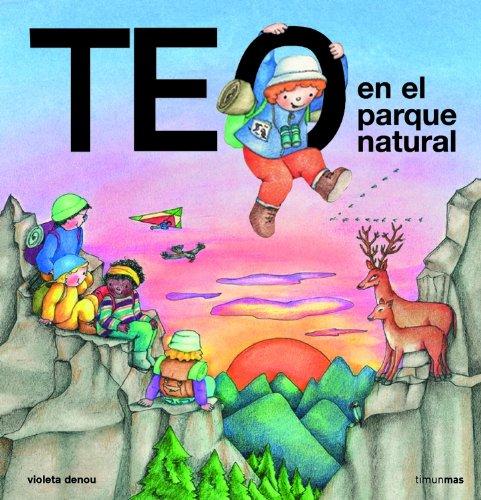 9788448004415: Teo En El Parque Natural (Spanish Edition)