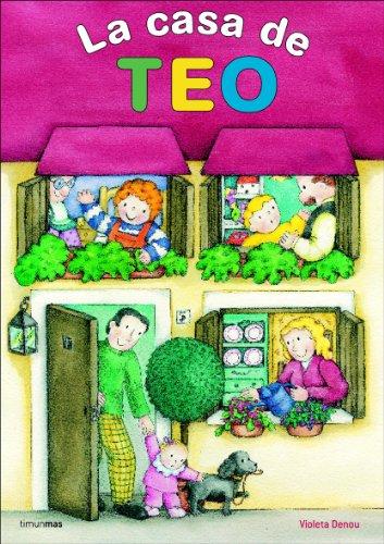 9788448004873: La casa de Teo (Libros muy especiales)