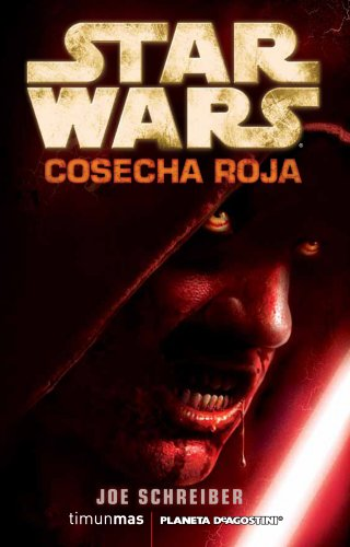 9788448006921: STAR WARS: Cosecha Roja (Star Wars Narrativa)