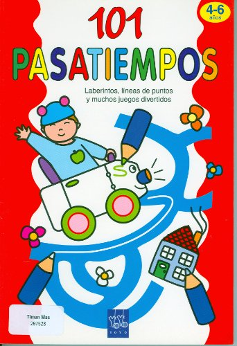 9788448007263: 101 Pasatiempos (Spanish Edition)