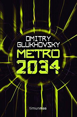 9788448008413: Metro 2034