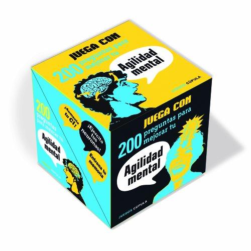 9788448009861: Juega Con 200 Preguntas Para Mejorar Tu Agilidad Mental (Juegos Cúpula)