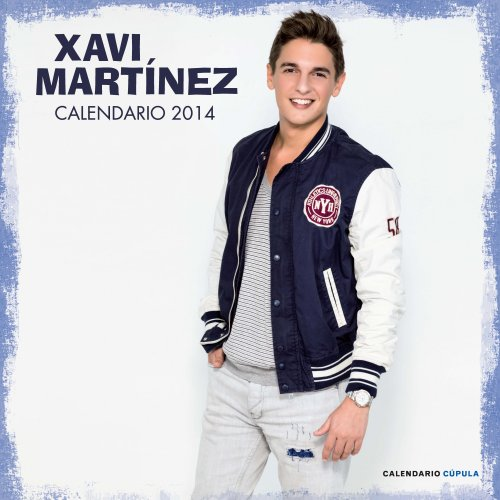 9788448011123: Calendario Xavi Martínez 2014 (Calendarios y agendas)