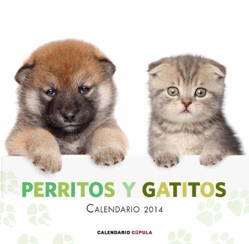 9788448011697: Calendario Perritos y gatitos 2014