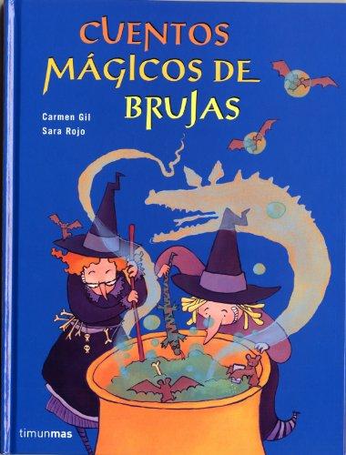 9788448017828: Cuentos mágicos de brujas